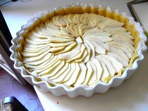 Tarte aux pommes dans Déssert DSCN4261-300x225